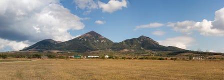 Mountain Beshtau Stock Photography