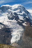 Mount Breithorn Royalty Free Stock Photo
