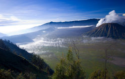 Mount Bromo Royalty Free Stock Photography