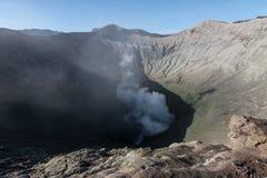 Mount bromo crater. Mount bromo tengger national park Stock Photo