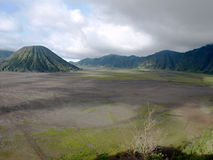 Mount Bromo, East Java, Indonesia Royalty Free Stock Photos