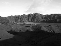 Mount Bromo, East Java, Indonesia Stock Images