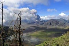 Mount Bromo. East Java, Indonesia royalty free stock photos