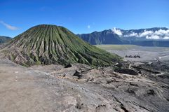Mount Bromo Indonesia Stock Images