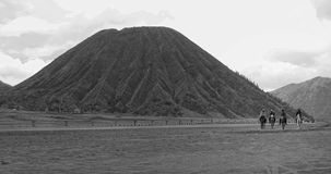 Mount Bromo Indonesia Stock Photography