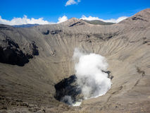 Mount Bromo in Indonesia Royalty Free Stock Photography