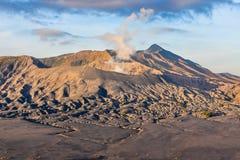 Mount Bromo, Indonesia. Mount Bromo on Java Island, Indonesia royalty free stock photos