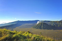 Mount Bromo, Java, Indonesia Royalty Free Stock Images