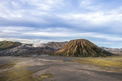 Mount Bromo java Indonesia. Mount Bromo java in Indonesia Royalty Free Stock Photo