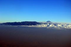 Mount. Bromo, Java, Indonesia Stock Photo