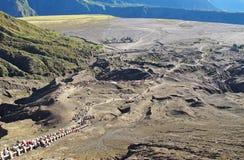 Mount Bromo landscape Stock Image