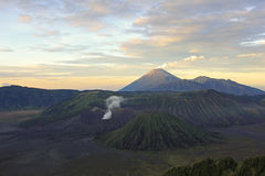 Mount Bromo Nationalpark Royalty Free Stock Photography