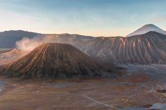 Mount Bromo. Tengger National Park Stock Images