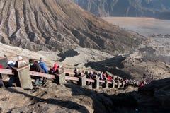 Mount bromo. Tengger national park Stock Photo