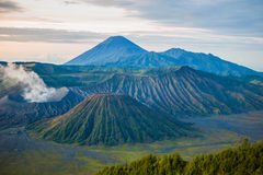 Mount Bromo Royalty Free Stock Image