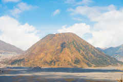 Mount Bromo volcano Royalty Free Stock Images