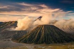 Free Mount Bromo Volcano Gunung Bromo During Sunrise Bromo Tengger Semeru National Park, East Java, Indonesia. Royalty Free Stock Images - 113617959