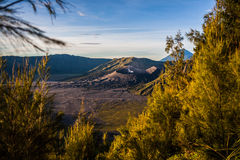 Mount Bromo volcano, Indonesia Stock Photo