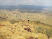 Mount Bruce near Karijini National Park, Western Australia Royalty Free Stock Images
