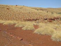 Mount Bruce near Karijini National Park, Western Australia Stock Photography