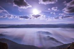Mount Buffalo in Victoria Australia stock photos