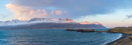 Mount Bulandstindur Iceland Royalty Free Stock Photo