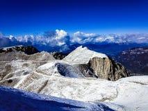 Mount Carega Royalty Free Stock Photo