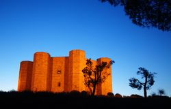 Mount Castle Royalty Free Stock Images