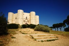 Mount Castle Royalty Free Stock Photos