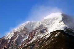 Mount Chapin of Colorado Stock Image