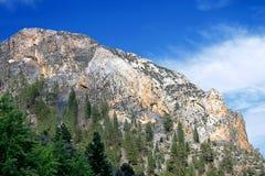 Mount Charleston Landscape Nevada Stock Photography