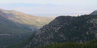 Mount Charleston Landscape Nevada Royalty Free Stock Photography