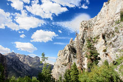 Mount Charleston Vacation Destination Royalty Free Stock Photo