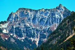Mount Chikamin Peak Snoqualme Pass Washington Royalty Free Stock Photo