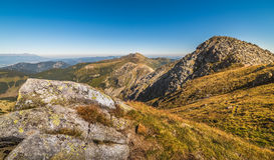 Mount Chopok, Low Tatras Ridge Royalty Free Stock Images