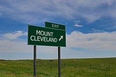 Mount Cleveland Stock Photo