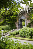 Mount congreve garden. Beautiful Mount congreve garden in waterford, Ireland Stock Photography