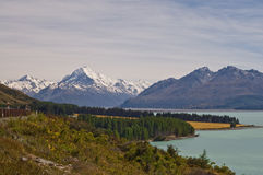 Mount Cook Royalty Free Stock Image