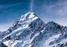 Mount Cook Royalty Free Stock Photography