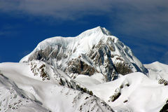 Mount Cook Royalty Free Stock Photos