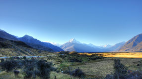 Mount Cook Stock Photography