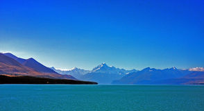 Mount Cook Stock Photo