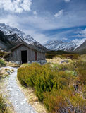 Mount Cook landscape Stock Images