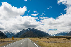 Mount Cook Royalty Free Stock Photo
