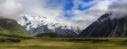 Mount Cook National Park Stock Photography