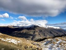 Mount Cook National Park royalty free stock photo