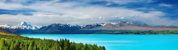 Free Mount Cook, New Zealand Royalty Free Stock Image - 10915546