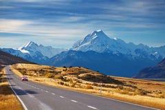 Free Mount Cook, New Zealand Stock Photo - 154791600