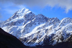 Mount Cook New Zealand. Mount Cook In South Island, New Zealand Stock Image