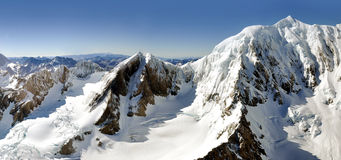 Mount Cook, New Zealand. Mount Cook in New Zealand Royalty Free Stock Images